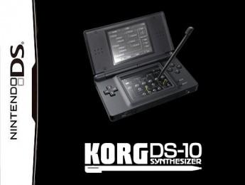Korg DS-10 para Nintendo DS el 10 de octubre