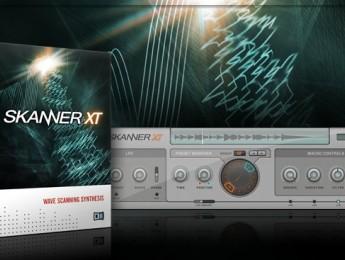 Native Instruments presenta Skanner XT