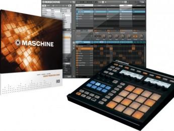 Native Instruments anuncia Maschine 1.8