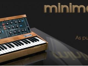 Arturia regalará un Minimoog virtual el 21 de junio