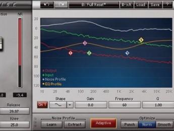 Waves añade el plugin Z-Noise a tres de sus bundles