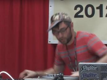 Demo de Traktor Scratch Pro 2 con DJ Shiftee