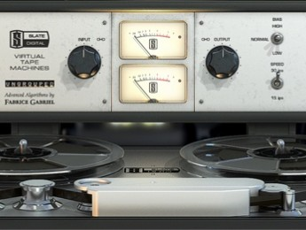 Slate Digital lanza Virtual Tape Machines