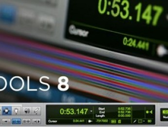 Pro Tools 8 disponible muy pronto