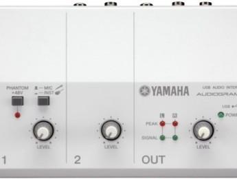 Interfaces Yamaha Audiogram ya disponibles