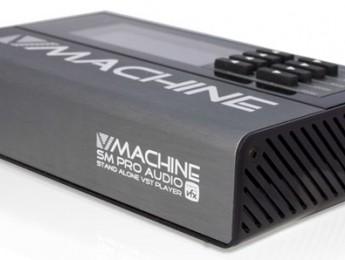 SM Pro Audio anuncia V-Machine