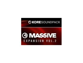 Native Instruments presenta Massive Expansion Vol. 2