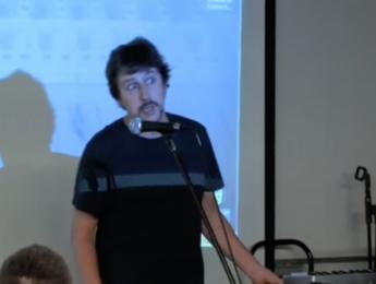 Charla de Ramir Martínez sobre samplers software