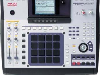 NAMM02: AKAI presenta el MPC4000