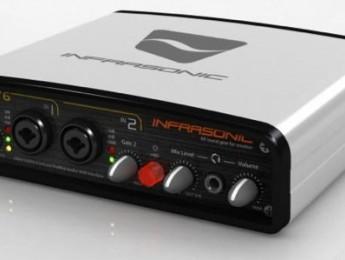 Nueva interfaz FireWire Infrasonic Windy6