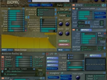 Nuevo Astralis Bionic de Homegrown Sounds
