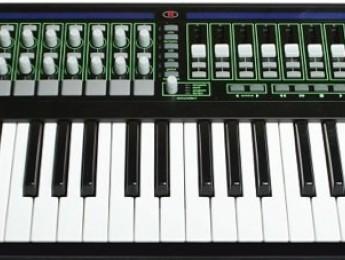 Edición limitada de Novation ReMOTE SL37 en verde
