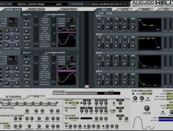 Audjoo lanza la versión definitiva de Helix