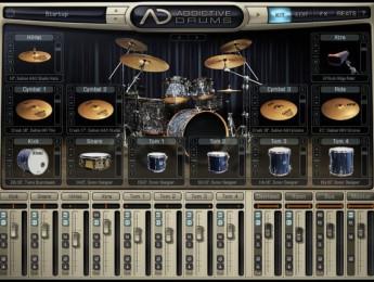 Addictive Drums: pistas de batería con solidez y prestaciones
