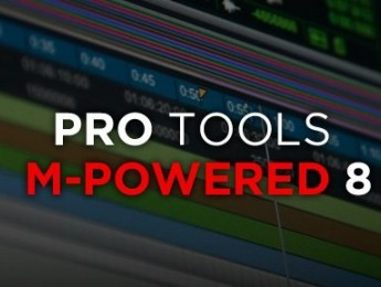 Disponible Pro Tools M-Powered 8