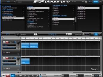 EZPlayer Pro: produciendo con baterías MIDI