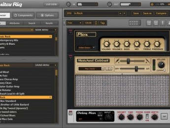 Guitar Rig ahora en Windows Vista a 64-bit