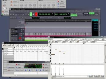 JACK y Ardour, sincroniza audio y MIDI en Linux