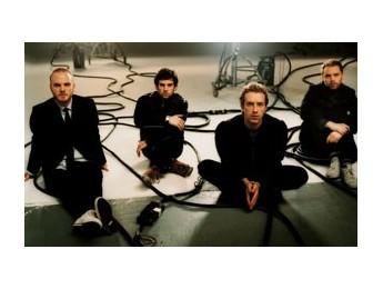 A sobar con Coldplay