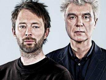 David Byrne y Thom Yorke; música, ecología y descargas