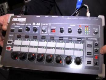 Mezclador de monitores Roland M-48
