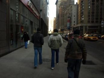 Escala en Nueva York