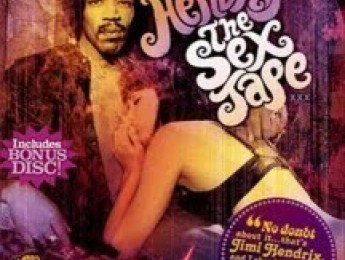 El DVD porno de Jimi Hendrix pronto a la venta