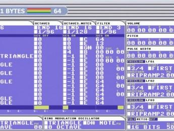 Odo Synths actualiza su sinte basado en el Commodore 64