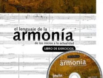 Novedades de la editorial Boileau en libros de armonía