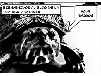 Capítulo 0. Llega la Tortuga Pimienta
