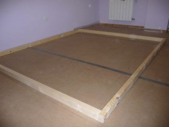 Bricosound (V): La estructura del suelo