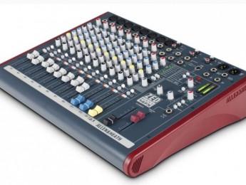 Nueva mesa compacta ZED60-14FX de Allen & Heath