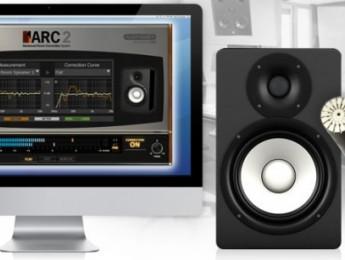 Segunda versión del sistema de corrección acústica ARC de IK Multimedia
