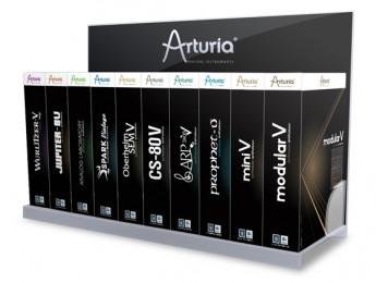 Arturia V-Collection 3.0 ve la luz