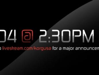 """Korg prepara un """"lanzamiento importante"""" para el 4 de septiembre (actualizado: imagen)"""