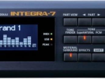 Integra-7, el módulo SuperNATURAL de Roland