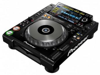 Pioneer desvela CDJ-2000nexus