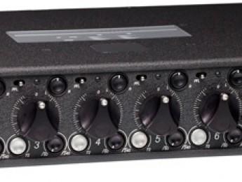 Sound Devices presenta el mezclador de campo 664