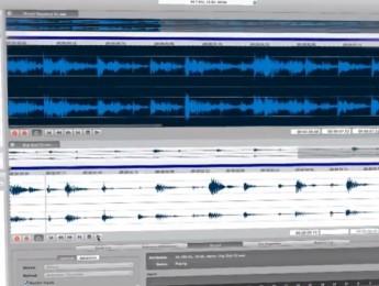 Más detalles de Sound Forge Pro Mac