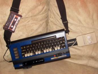 Un Commodore 64 convertido en keytar