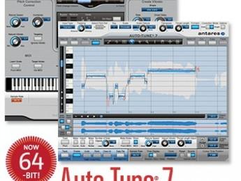 Auto-Tune 7 ya soporta 64-bit