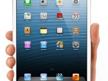 Apple presenta el iPad Mini y un iPad de cuarta generación