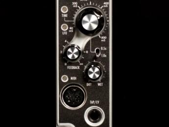 The Delay, nuevo módulo Serie 500 de Moog