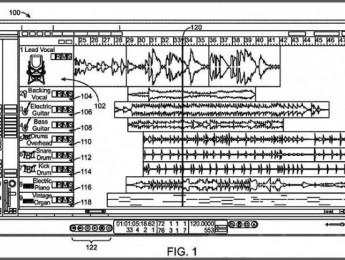 Apple recibe su patente de detección de notas en audio polifónico