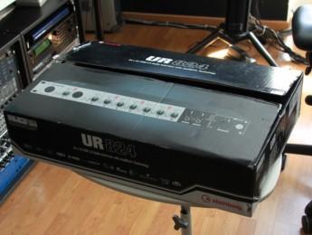 Steinberg UR824 y UR28M a prueba