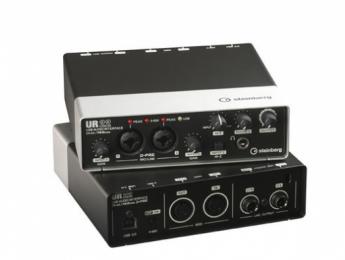 Nueva Steinberg UR22: Interfaz de audio portable y completa