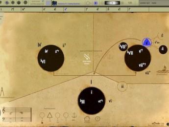 Maping Tonal Harmony, una interesante app de armonía