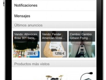 Mercasonic ya disponible en el App Store