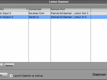 Logic MCU Template for Lemur (iOS)