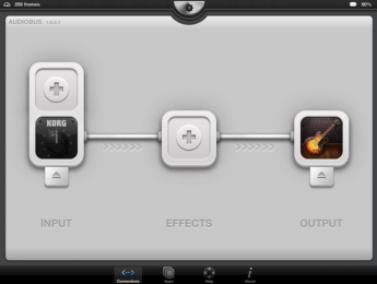 Garageband incorpora soporte para Audiobus